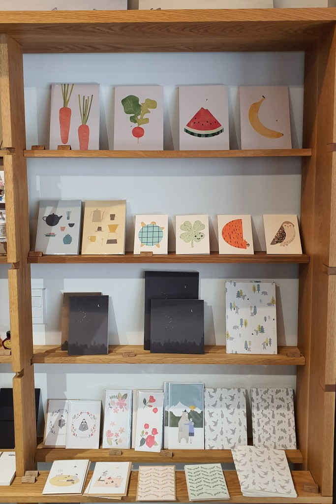 korean stationery notebooks